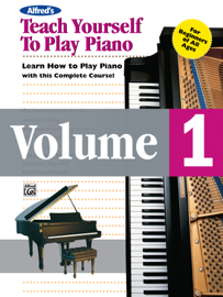 Teach Yourself to Play Piano - Volume 1 book
