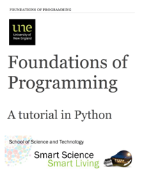 Foundations of Programming