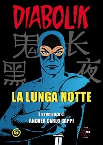 Diabolik - La Lunga notte Book Cover