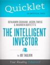 The Intelligent Investor By Benjamin Graham Jason Zweig And Warren Buffett - A Hyperink Quicklet