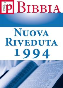 La Bibbia - Nuova Riveduta 1994 da Società Biblica di Ginevra