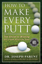 How to Make Every Putt book