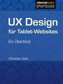 UX Design für Tablet-Websites - Christian Kuhn