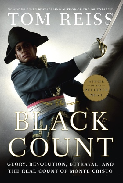 The Black Count - Tom Reiss book cover