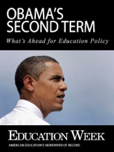 Obama's Second Term: What's Ahead For Education Policy