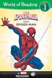 World Of Reading Spiderman This Is Spider Man