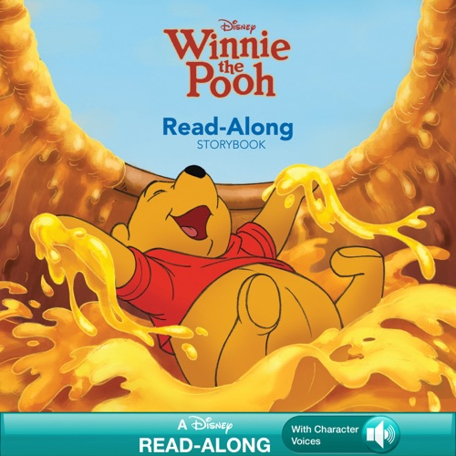 Disney Book Group - Winnie the Pooh: A Day of Sweet Surprises Read-Along Storybook