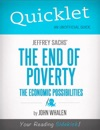 Quicklet On Jeffrey Sachs The End Of Poverty CliffNotes-Like Summary