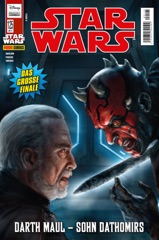 Star Wars Comicmagazin, Band 125 - Darth Maul - Sohn Datomirs 2