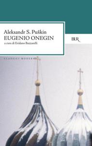 Eugenio Onegin Libro Cover