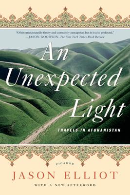 An Unexpected Light - Jason Elliot book