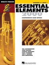 Essential Elements 2000 - Book 1 For Baritone TC Textbook