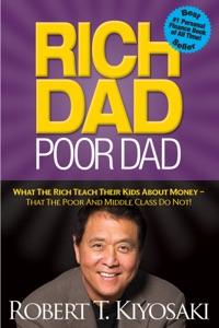 Rich Dad Poor Dad Book Cover