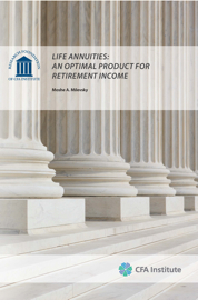 Life Annuities: An Optimal Product for Retirement Income book