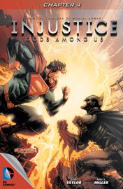 Injustice: Gods Among Us #4 book