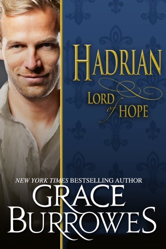 Grace Burrowes - Hadrian Lord of Hope