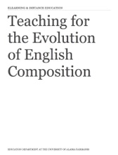 Teaching For The Evolution Of English Composition