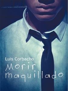 Morir Maquillado Book Cover