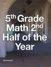 5th Grade Math 2nd Half Of The Year