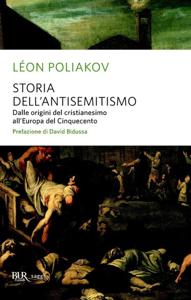 Storia dell'antisemitismo Copertina del libro