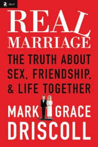 Real Marriage Book Cover