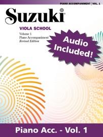 SUZUKI VIOLA SCHOOL - VOLUME 1 (REVISED)
