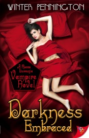 DARKNESS EMBRACED: A ROSSO LUSSURIA VAMPIRE NOVEL