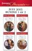 Harlequin Presents July 2013 - Bundle 1 of 2