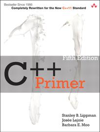 C++ Primer, 5/e book