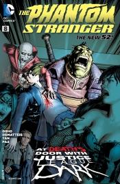 Download and Read Online The Phantom Stranger (2012- ) #8