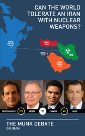 Can the World Tolerate an Iran with Nuclear Weapons? book