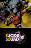 DC Comics - Suicide Squad 101 Booklet  artwork