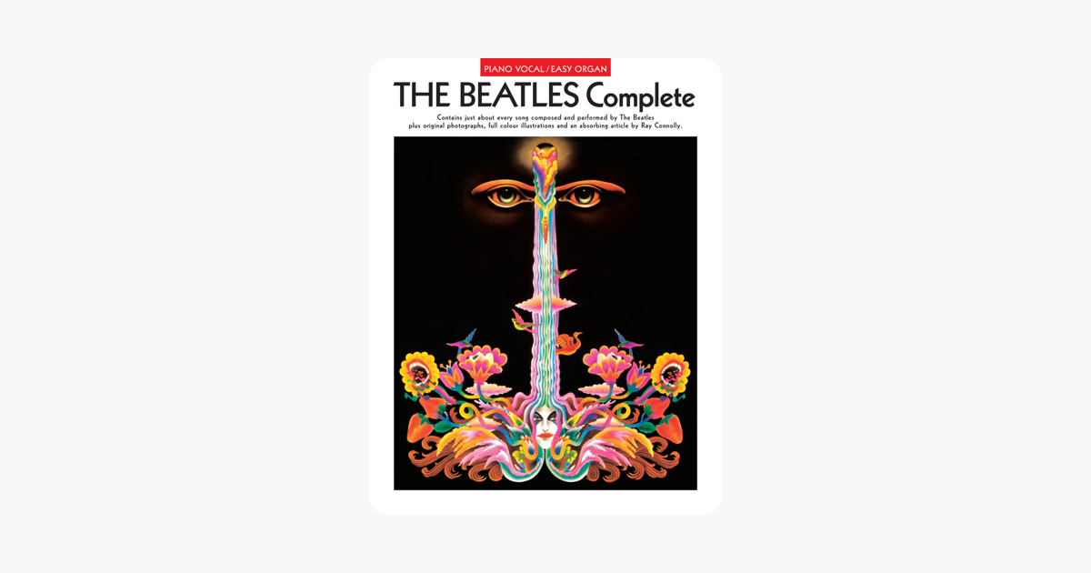 The Beatles: Complete (Easy Piano Edition)