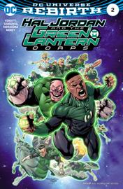 Hal Jordan and The Green Lantern Corps (2016-) #2 book