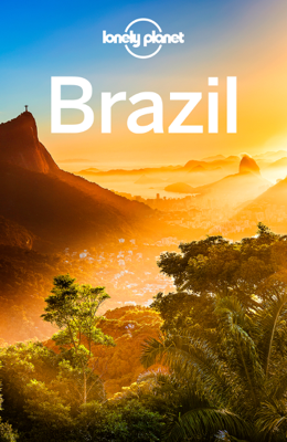 Brazil Travel Guide - Lonely Planet book
