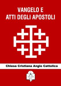 Vangelo e Atti degli Apostoli Libro Cover