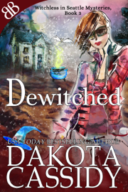 Dewitched book