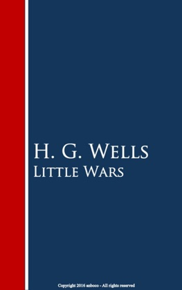 Little Wars book cover