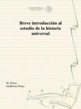 Breve Introducción Al Estudio De La Historia Universal