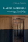 Making Foreigners