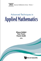 Download and Read Online Advanced Techniques in Applied Mathematics