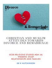 Christian And Muslim Attitudes Towards Divorce And Remarriage