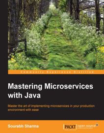 Mastering Microservices with Java