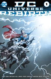 DC Universe: Rebirth (2016) #1 book