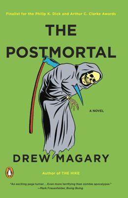 The Postmortal - Drew Magary book