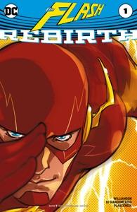 The Flash: Rebirth (2016-) #1 Book Cover