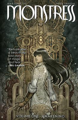Monstress Vol. 1 - Marjorie Liu & Sana Takeda book