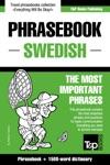 English-Swedish Phrasebook And 1500-word Dictionary