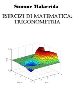 Esercizi di matematica: trigonometria Copertina del libro