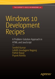 Windows 10 Development Recipes